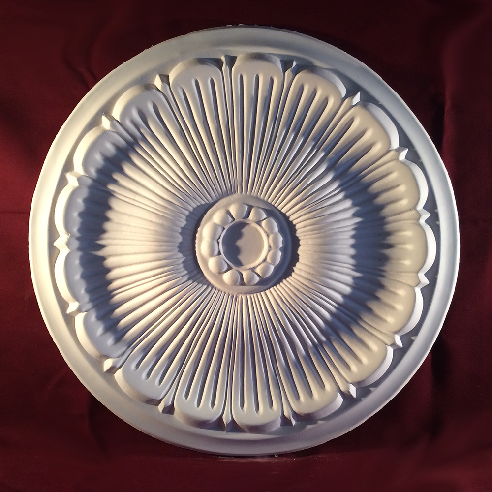 Ceiling Rose Plaster Victorian