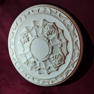 Small Georgian Ceiling Rose